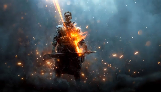 Battlefield 1 Wallpaper Engine