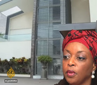 FG SEIZED Diezani's Abuja N4.8b Houses; Another Fresh 5 Choice Ones At PH Discovered