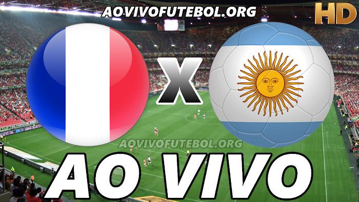 Assistir França x Argentina Ao Vivo HD