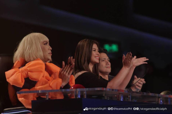 The Mesmerizing Look Of The PGT Judges On The Third Week Of The Live Semi-finals