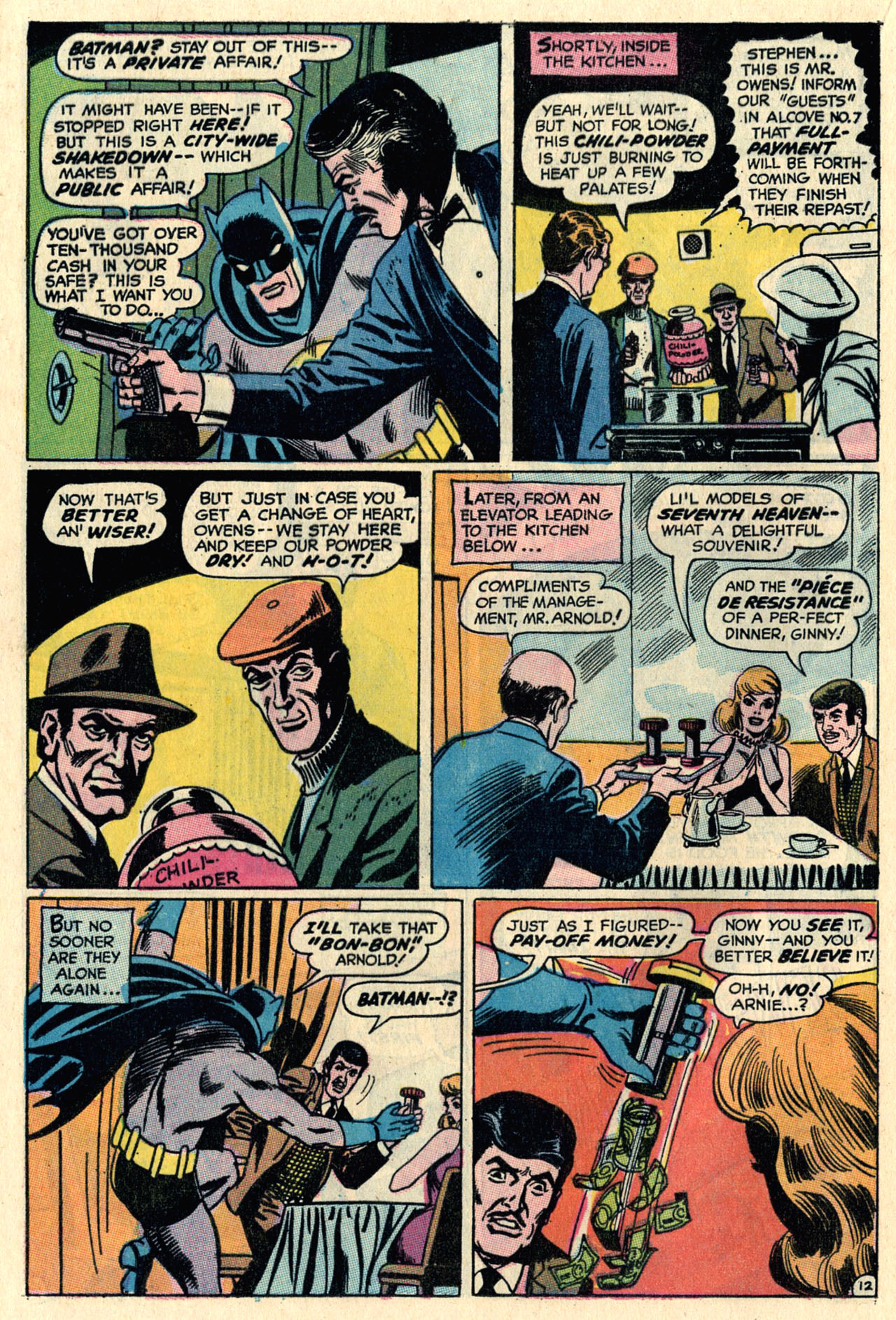 Detective Comics (1937) 391 Page 15