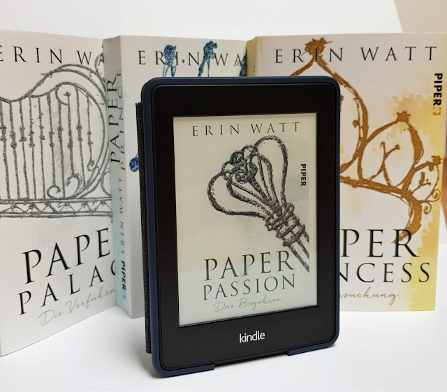 Paper Passion - Erin Watt