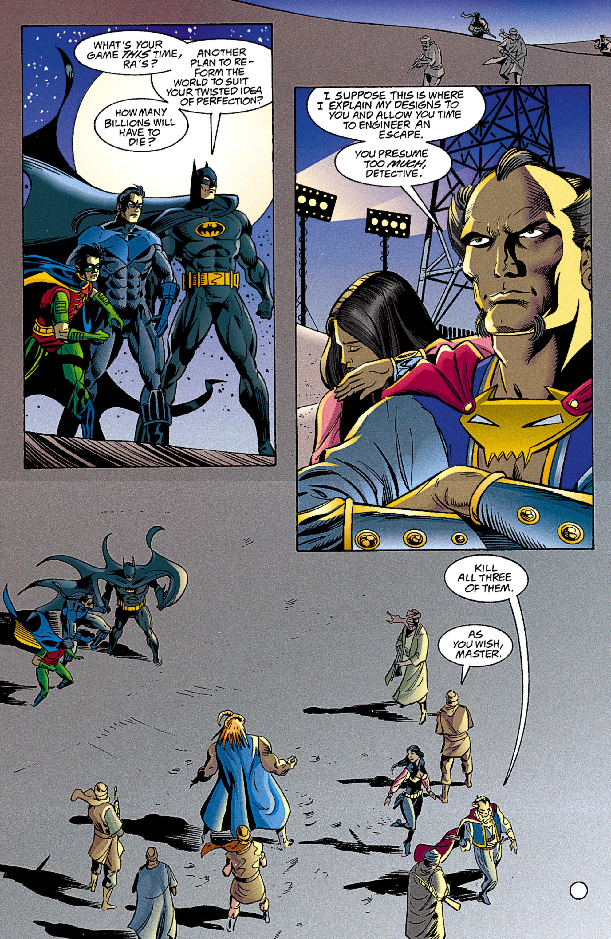 Detective Comics (1937) 700 Page 3
