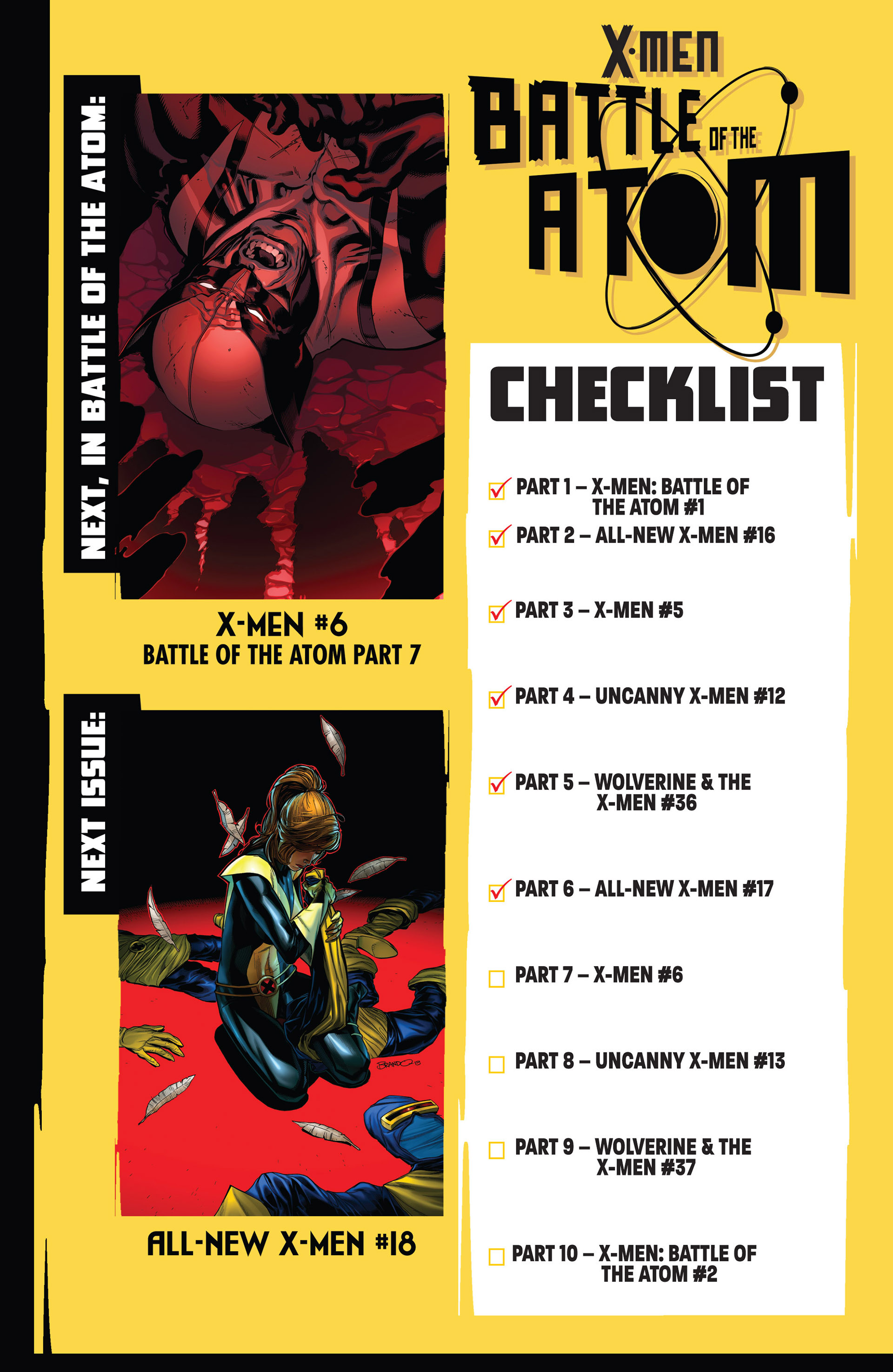 Read online All-New X-Men (2013) comic -  Issue #17 - 17