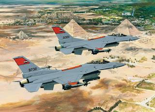 NEGARA - NEGARA OPERATOR  F-16 TERMASUK INDONESIA DENGAN F-16C/D 52ID HIBAH DARI AMERIKA SERIKAT