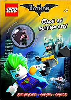 Lego Batman. Caos En Gotham City PDF