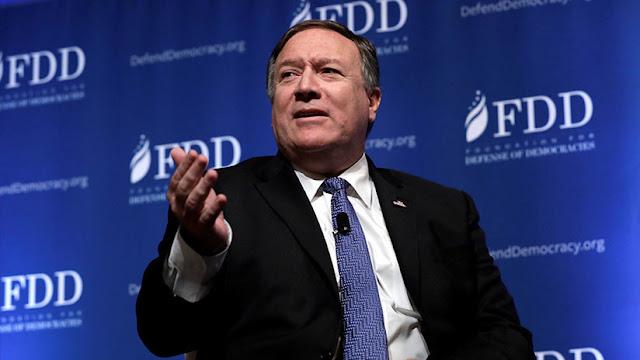 El director de la CIA envía una advertencia a un alto oficial militar de Irán