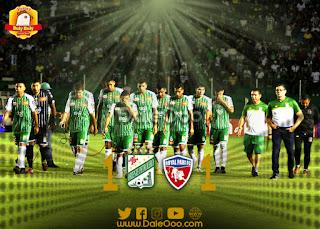 Oriente Petrolero 1 - Royal Pari 1 - División Profesional - Torneo Apertura 2019 - DaleOoo