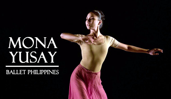 Negrense Ballerina - Mona Yusay - Ballet Philippines - Bacolod ballet school - Bacolod dance school - Georgette Sanchez - Bacolod blogger - Garcia-Sanchez School of Dance