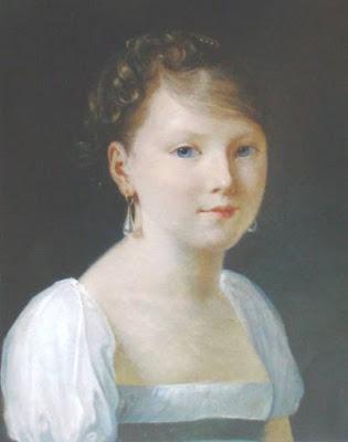 La Jeune Fille à la Perle, Constance Charpentier