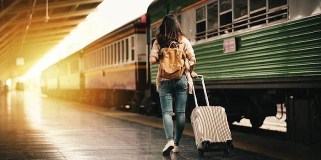 Jalan – Jalan Keliling Indonesia dengan Kereta? Bisa!
