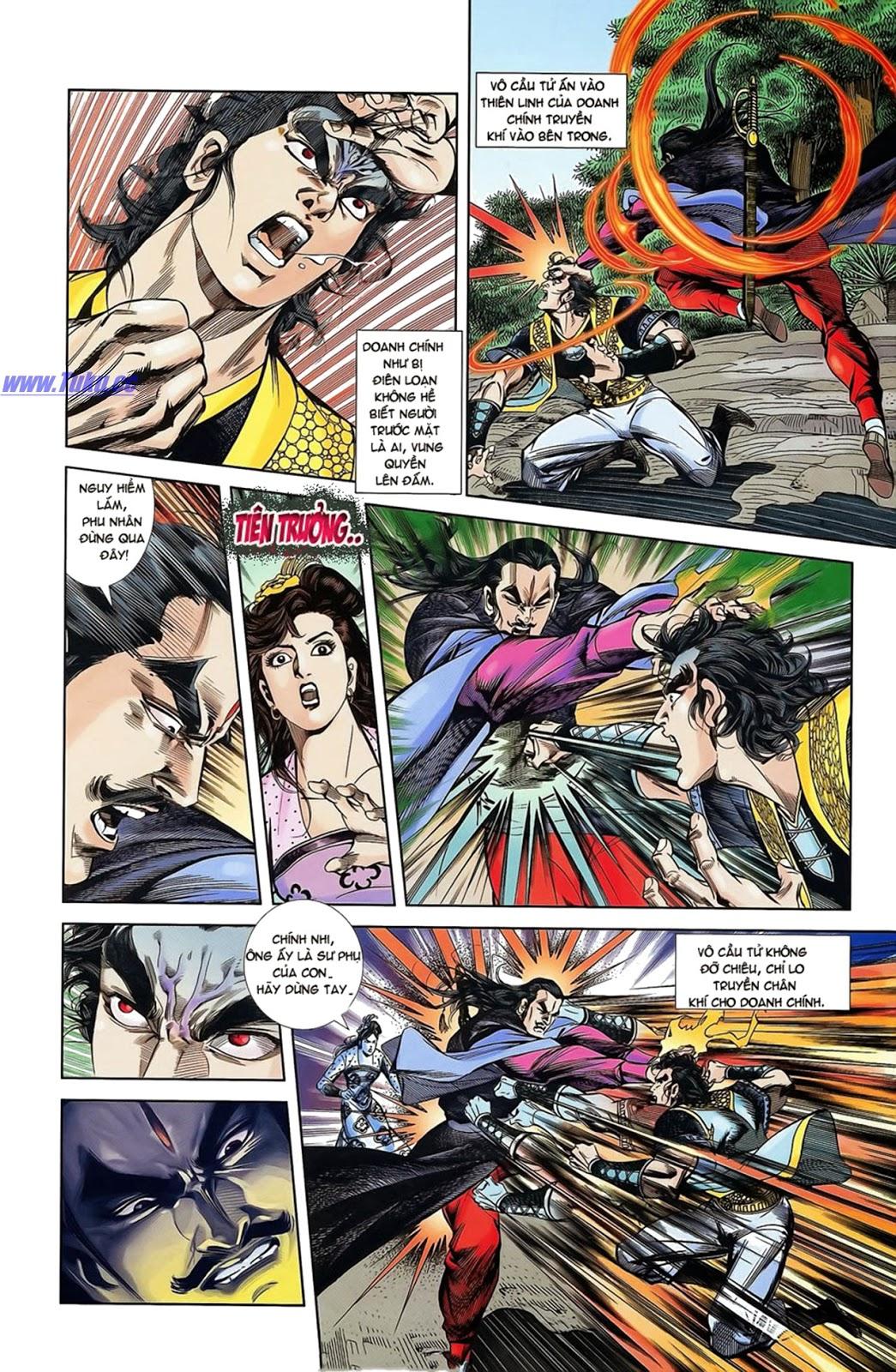 Tần Vương Doanh Chính chapter 15 trang 26
