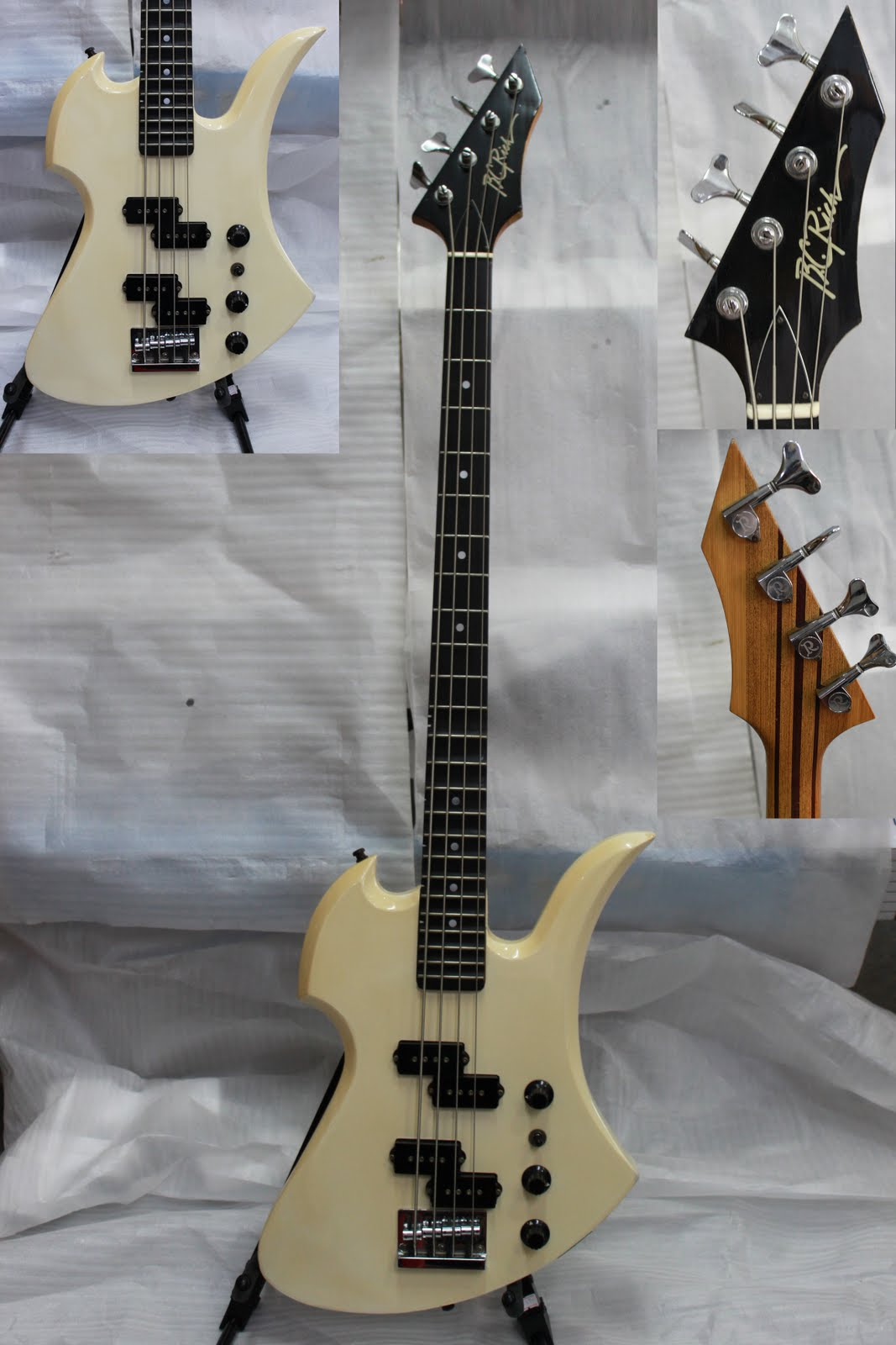 small resolution of b c rich mockingbird bass usa model year late 1980s