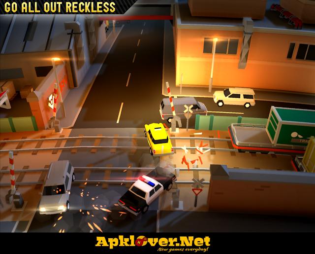 Reckless Getaway 2 APK MOD