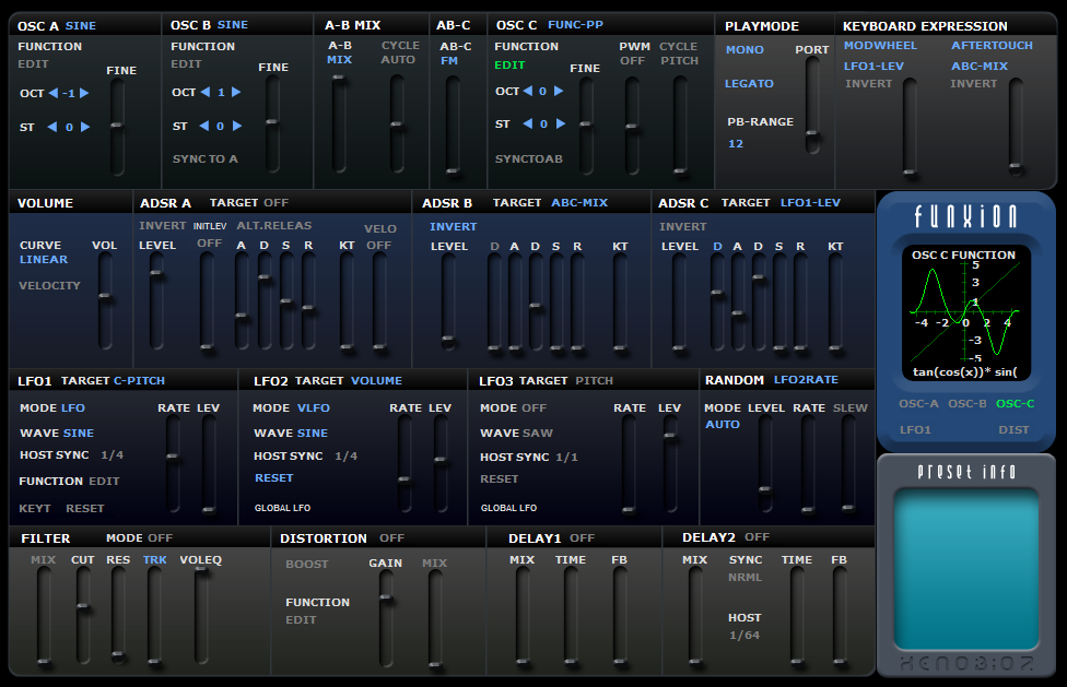 New Free VST with 256 presets - KVR Audio