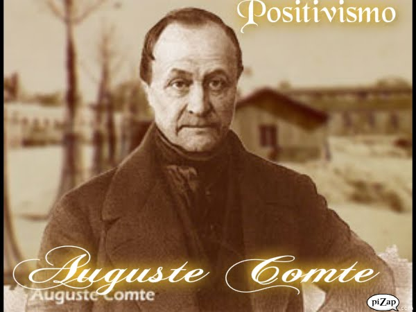 Short Biography of Auguste Comte