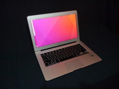 SLIMBOOK con Ubuntu