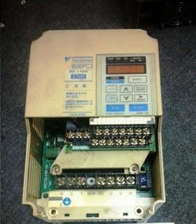 Sửa chữa biến tần Yaskawa Varispeed-606PC3 - Sửa Chữa Điện Tử Công ...