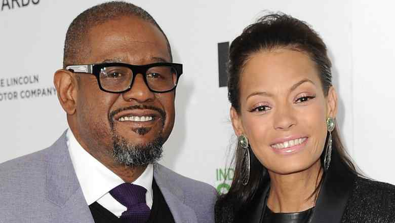 Actor Forest Whitaker files for divorce from wife Keisha Nash
