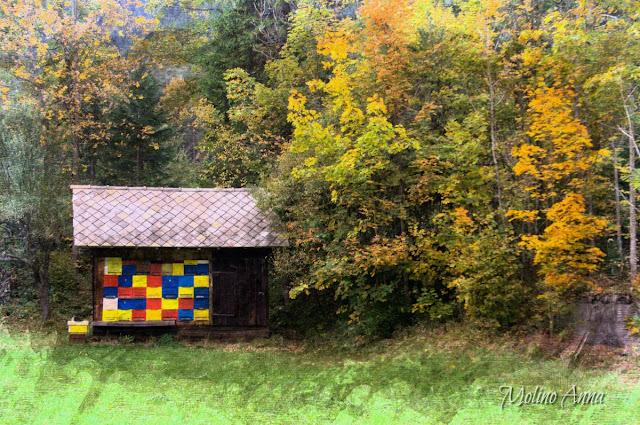 Casetta delle api Slovenia