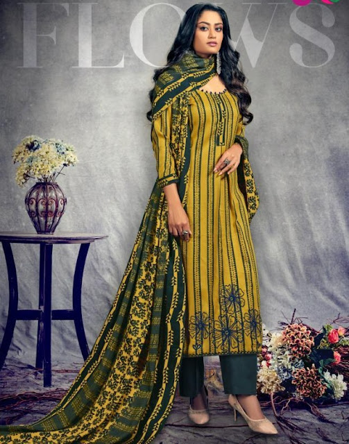 Anamika vol 2 Angroop plus Pashmina Woolen Suits Manufacture