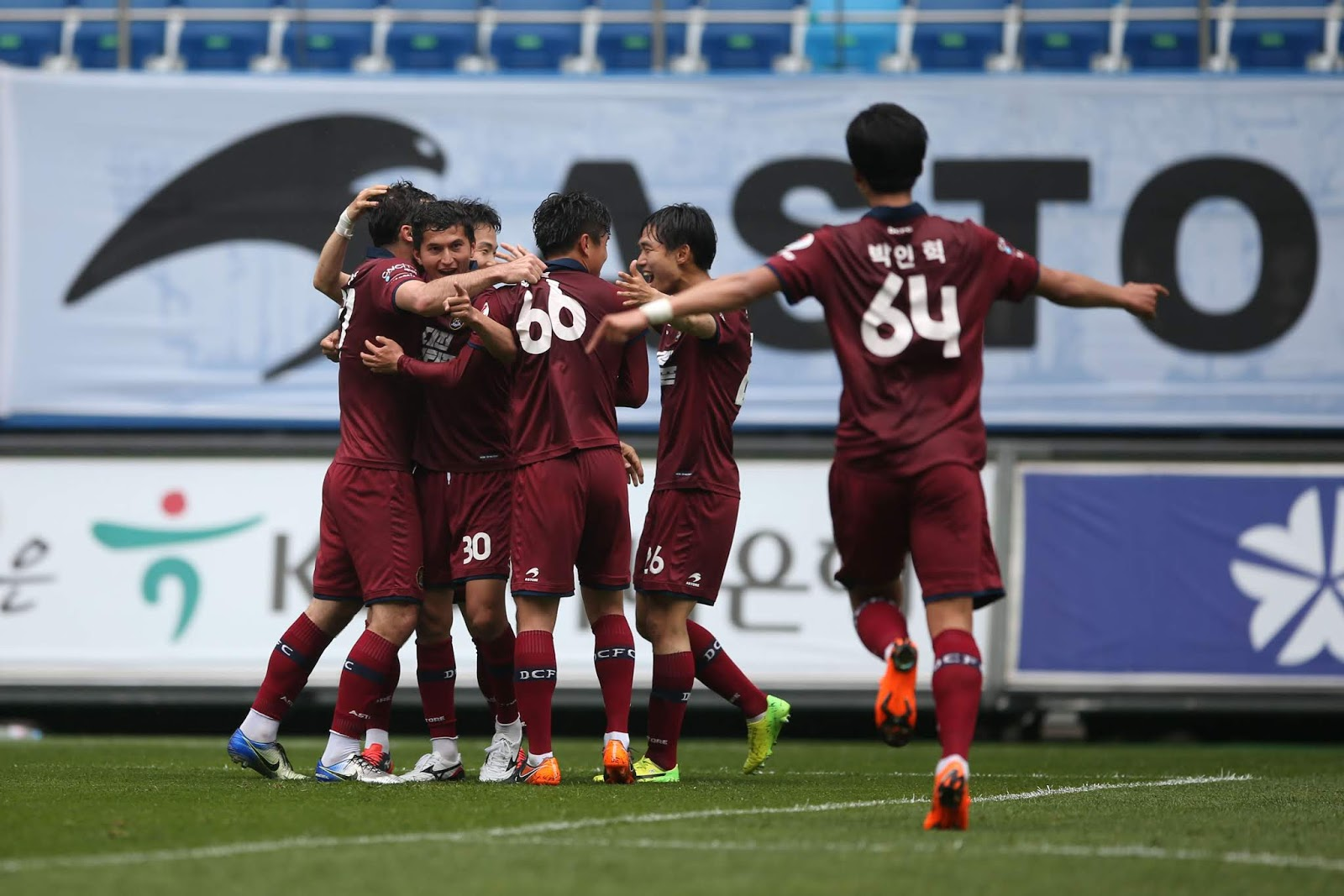 Preview: Asan Mugunghwa Vs Daejeon Citizen K League 2 Round 12