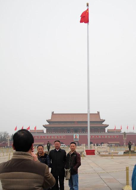 Peking Taivaallisen rauhan aukio