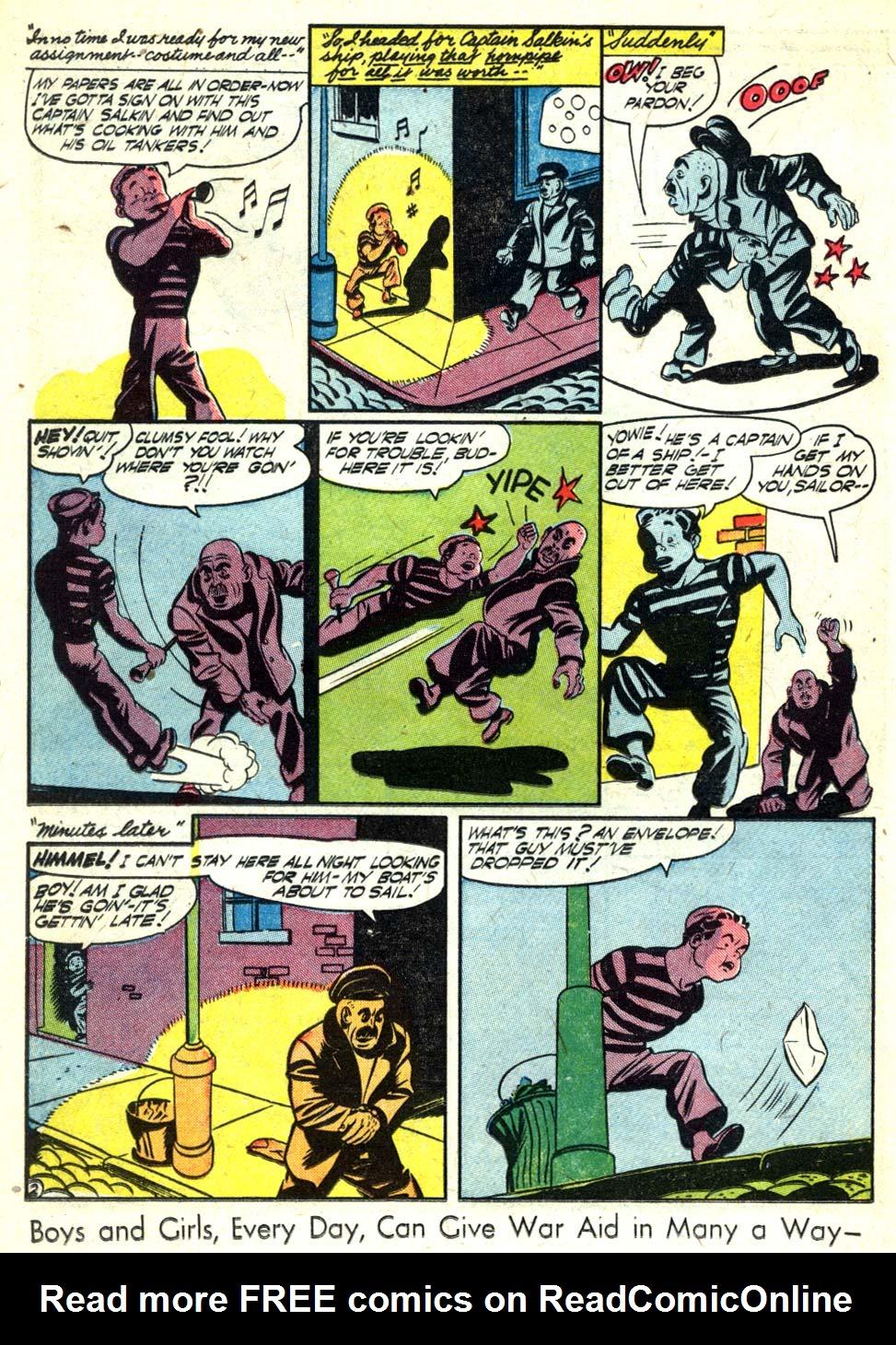 Read online All-American Comics (1939) comic -  Issue #58 - 43