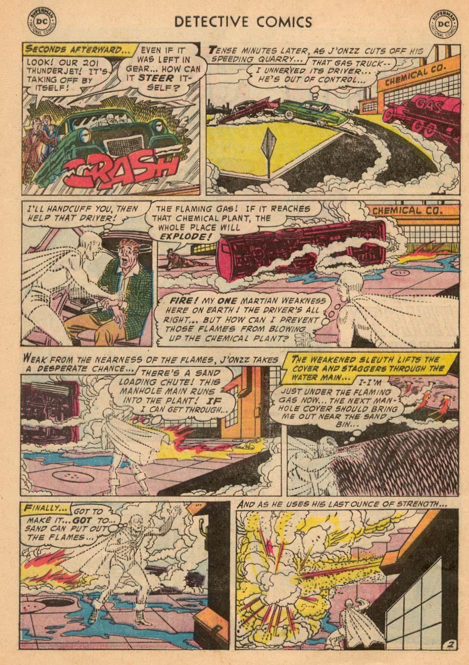 Read online Detective Comics (1937) comic -  Issue #242 - 28