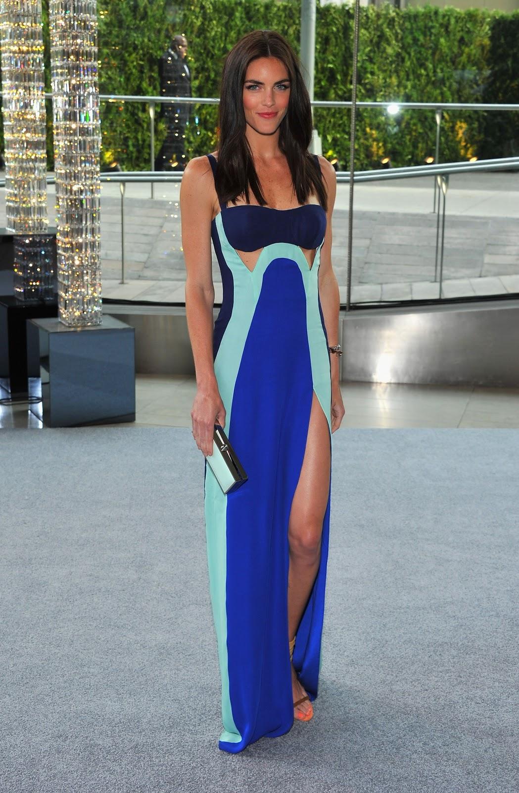 Hilary Rhoda ♥ 2012 CFDA Fashion Awards HQ - Models Inspiration