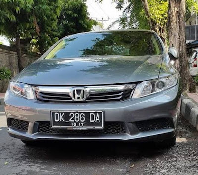 Honda All New Civic 1.8 tahun 2012