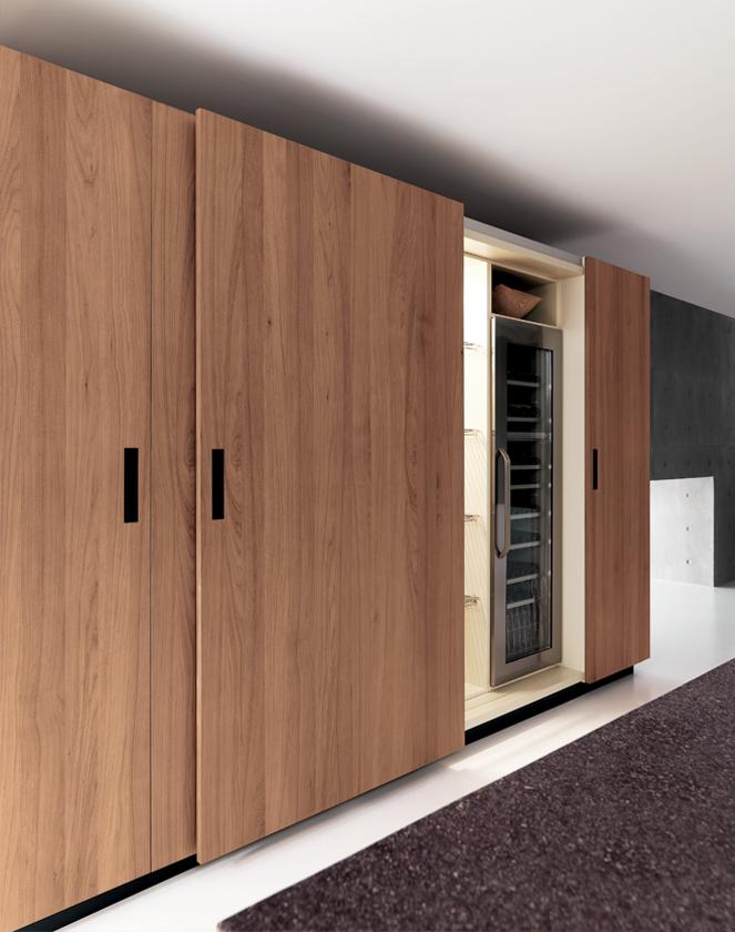 Kitchen Console Cabinet