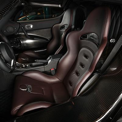Interior Koenigsegg Agera RSR