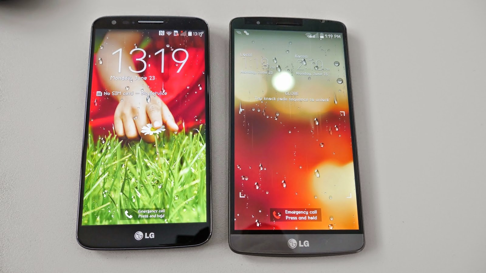 LG G2 G3 Gets Android Lollipop Update Today