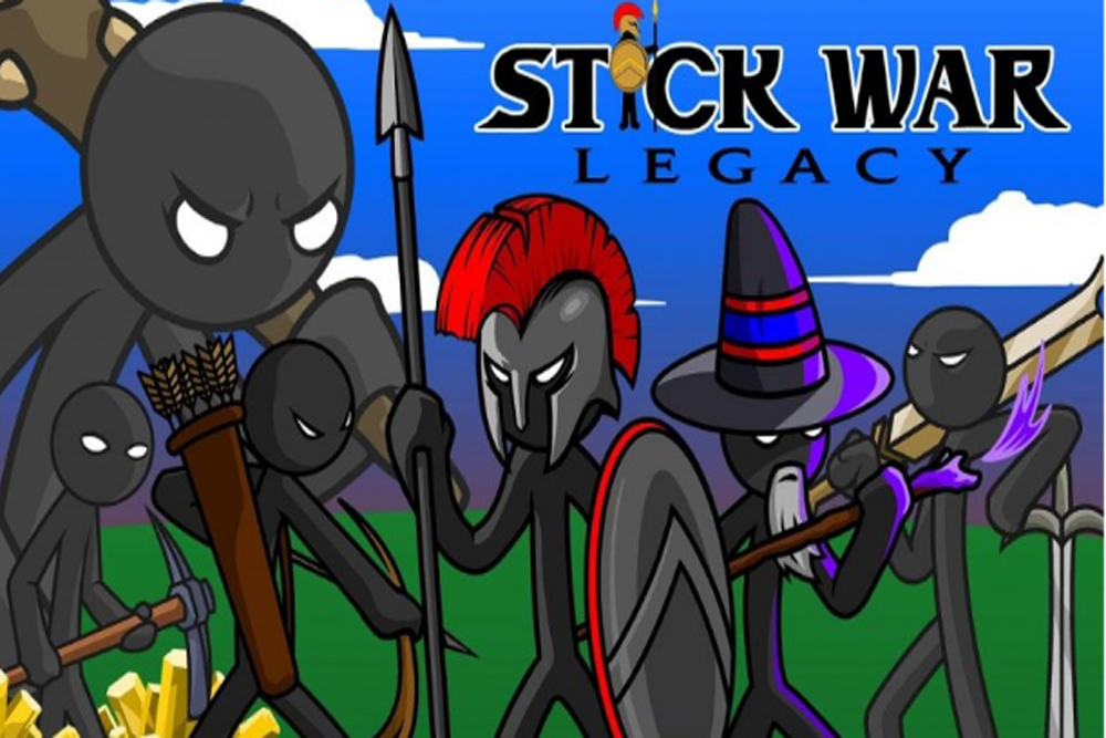 The Ultimate Guide To Stick War Legacy