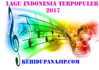 Daftar Lagu Indonesia Terbaik dan Terpopuler April 2017