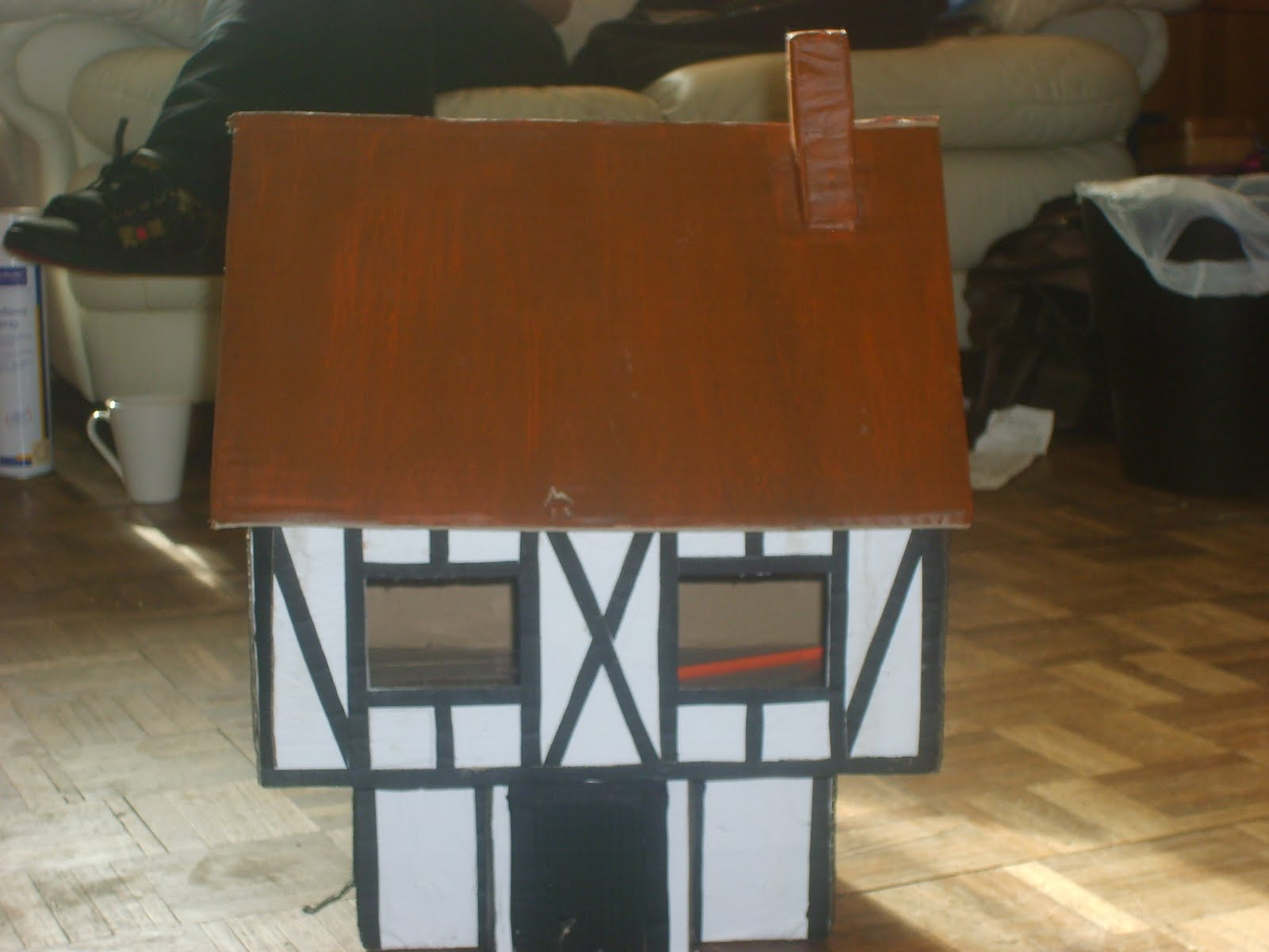 Kalagirl 39 s blog making my tudor house - What makes a house a tudor ...