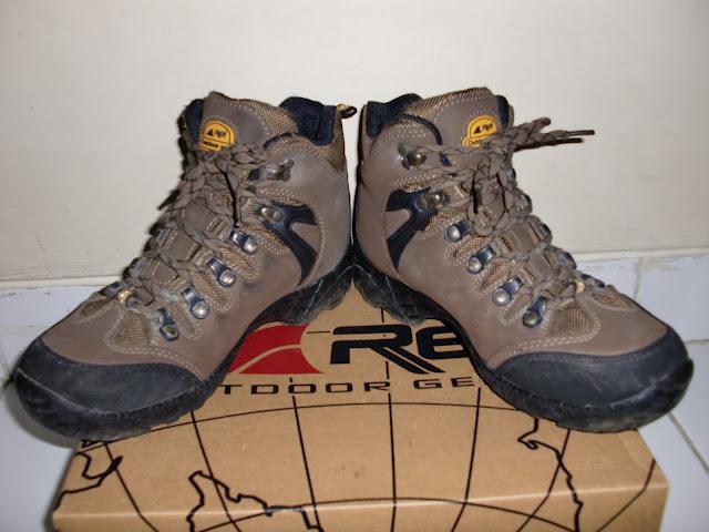 Rekomendasi Sepatu Gunung Murah Namun Berkualitas