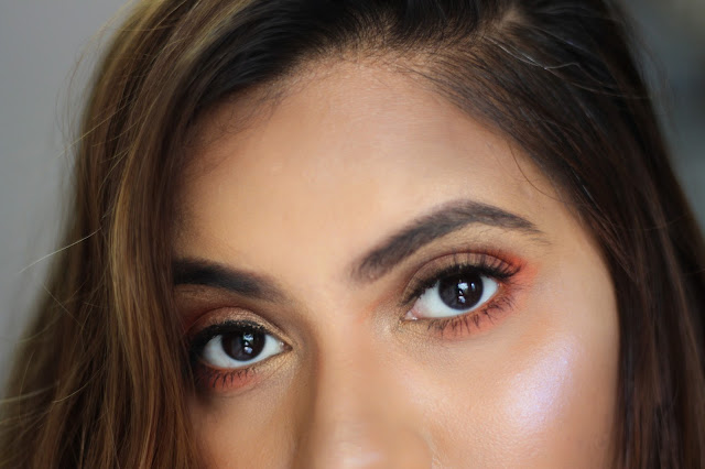 pastel eye makeup, colored eye makeup, glowing skin, best highlighter, health looking skin, indian beauty blogger, Seasoul Dual Eyeshadow Palette, Sugar Cosmetics It's A Pout Time Vivid Lipstick, best peach lipstick for indian skintone, peach eyeshadow india, beauty , fashion,beauty and fashion,beauty blog, fashion blog , indian beauty blog,indian fashion blog, beauty and fashion blog, indian beauty and fashion blog, indian bloggers, indian beauty bloggers, indian fashion bloggers,indian bloggers online, top 10 indian bloggers, top indian bloggers,top 10 fashion bloggers, indian bloggers on blogspot,home remedies, how to