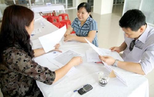 Chuẩn bị đầy đủ hồ sơ để mua nhà trả góp thu nhập thấp