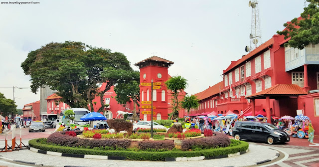 Malacca Sight seeing street shopping tips
