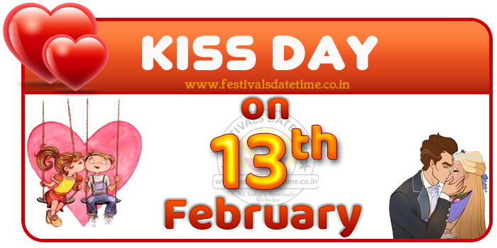Kiss Day Date in Valentine Week