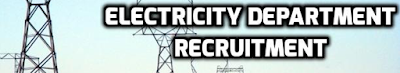 Electricity Department Recruitment