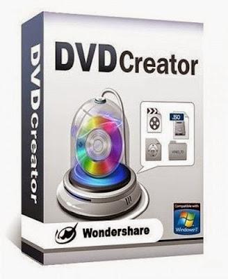 Wondershare DVD Creator 5.5.0 { Latest 2018 }