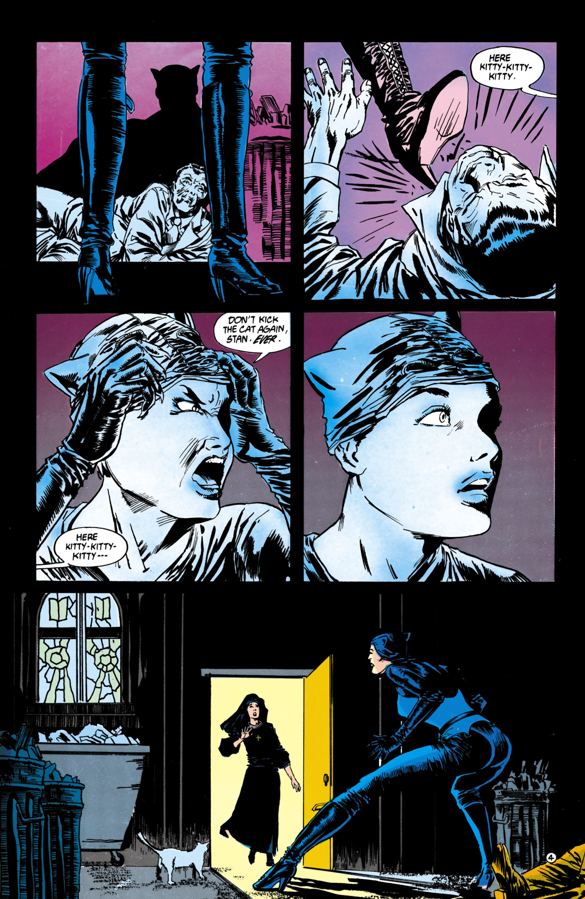 Catwoman (1989) Issue #2 #2 - English 5