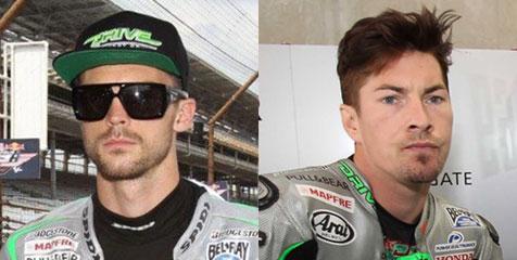 Camier Kembali Gantikan Hayden Di MotoGP Inggris