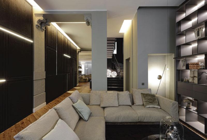 Apre nel cuore di Milano il concept store del network Salvioni Design Solutions