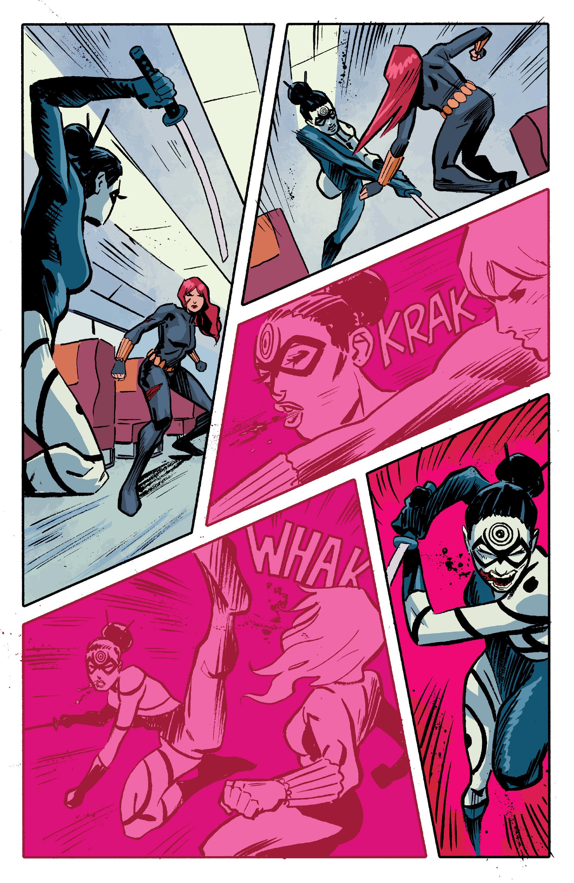 Read online Secret Avengers (2014) comic -  Issue #6 - 11