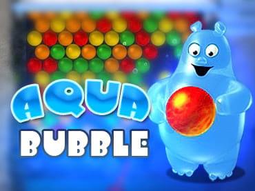 تحميل لعبة Aqua Bubble