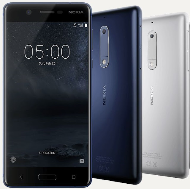 Nokia 5 PC Suite For Windows 7/8/10 Free Download